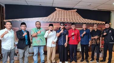 Sekjen parpol koalisi pendukung Jokowi-Ma'ruf Amin berkumpul di kantor PDIP di Jalan Diponegoro, Jakarta Pusat, Kamis (6/5/2021)