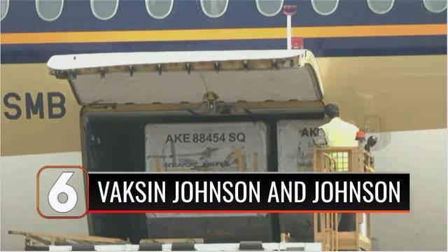 Indonesia kedatangan 2 juta dosis vaksin Sinovac dan 500 ribu dosis vaksin Johnson and Johnson dari pemerintah Belanda untuk pertama kalinya.