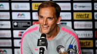 Pelatih Paris Saint-Germain, Thomas Tuchel. (ICC 2018 Singapore)