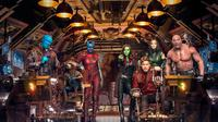 Guardians of the Galaxy Vol. 2. (Marvel Studios / Entertainment Weekly)
