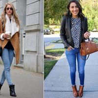 Selain sepatu kets, ankle boots juga bisa lho kamu pakai di berbagai aktivitas. (via: istimewa)