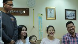 Kahiyang Ayu dan Bobby Nasution Prescon