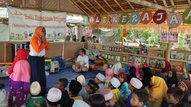 Dongeng di Lombok