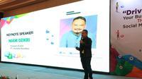 Niam Dzikri, Direktur Utama Infomedia Nusantara. Dok: Infomedia
