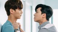 Park Seo Joon marah besar di drama What's Wrong With Secretary Kim. (Foto: Soompi)