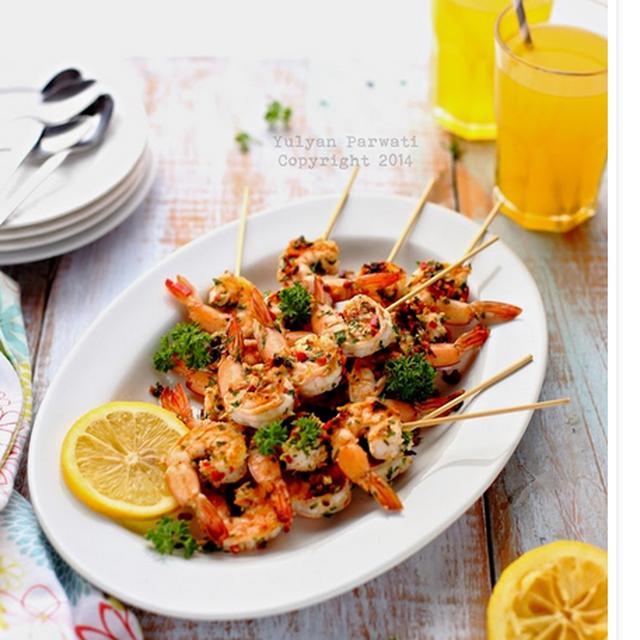 4 Resep Masakan Udang Ala Restoran Yang Bisa Dibikin Di Rumah