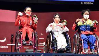 Jokowi Temui Atlet Paralimpiade Tokyo 2020 ke Istana Bogor