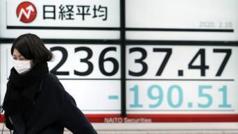 Bursa Saham Asia Beragam, Investor Menanti Rilis Kinerja HSBC