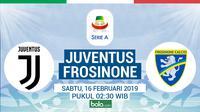 Serie A: Juventus Vs Frosinone (Bola.com/Adreanus Titus)