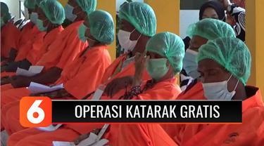 Yayasan Pundi Amal Peduli Kasih SCTV-Indosiar menggelar operasi katarak gratis bagi warga di Majalengka, Jawa Barat. Kegiatan dalam rangka hari jadi Kabupaten Majalengka, digelar bekerja sama dengan sejumlah pihak.