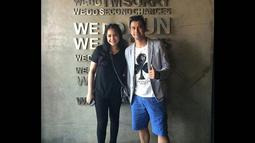 Perjalanan cinta Raffi Ahmad dan Nagita Slavina berawal dari pertemanan yang cukup lama. (instagram.com/raffiahmadlagi)