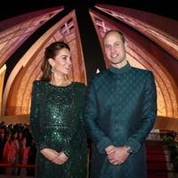 Intip potret glamor Kate Middleton dengan beberapa pakaian tradisional Pakistan ketika melakukan kunjungan (Foto: instagram/kensingtonroyal)