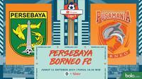 Shopee Liga 1 - Persebaya Surabaya Vs Borneo FC (Bola.com/Adreanus Titus)