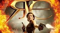 Poster film Resident Evil: The Final Chapter. foto: comingsoon,net