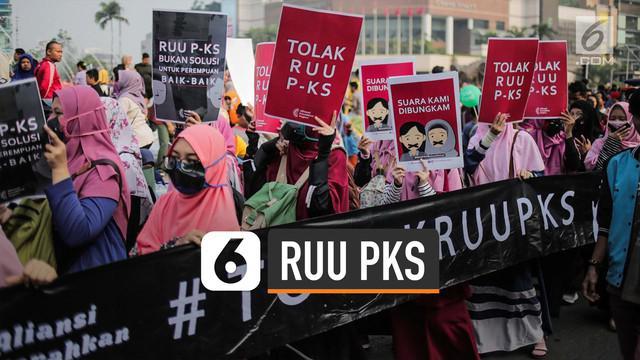 Menteri PPPA I Gusti Ayu Bintang Darmawati sampaikan RUU PKS jadi fokus utama.