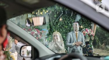 Pesta Pernikahan Secara Drive Thru