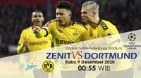 Prediksi Zenit vs Dortmund (Trie Yas/Liputan6.com)