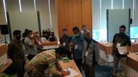 Rapat pleno terbuka penyampaian hasil verifikasi dokumen syarat calon Wali Kota dan Wakil Wali Kota Medan 2020.