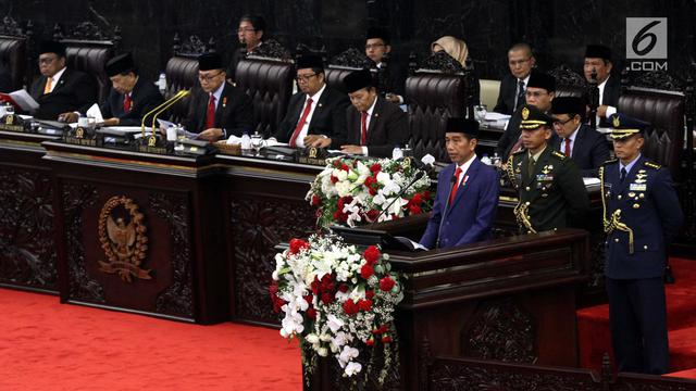 Peran politik DPR-RI pada era reformasi