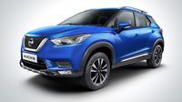 Nissan secara resmi meluncurkan Kicks untuk pasar otomotif India. (Motorbeam)