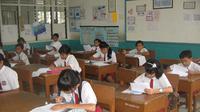 Ternyata, seharusnya ujian akhir siswa kelas 6 tak lagi menyebut UN SD 2016. Tapi US.