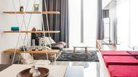 Desain interior apartemen mungil, RR Apartment di Jakarta karya TRE Studio (dok. Arsitag.com/Dinny Mutiah)