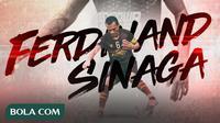 PSM Makassar - Ferdinand Sinaga (Bola.com/Adreanus Titus)