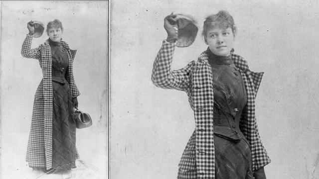14-11-1889: Kisah Jurnalis Perempuan yang Keliling Dunia Sendirian Selama 72 Hari