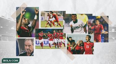 Kolase - Timnas Indonesia bagian 2 di Piala AFF