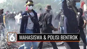 VIDEO: 2 Tahun Sejak Tragedi September Berdarah di Polda Sulteng, Mahasiswa Bentrok dengan Polisi