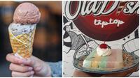 Menikmati es krim sambil menelusuri jejak sejarah kuliner nusantara.
