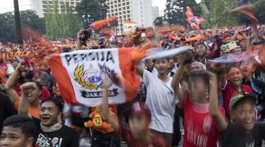 Nobar Persija Jakarta
