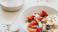 Oatmeal untuk sarapan (Unsplash.com)