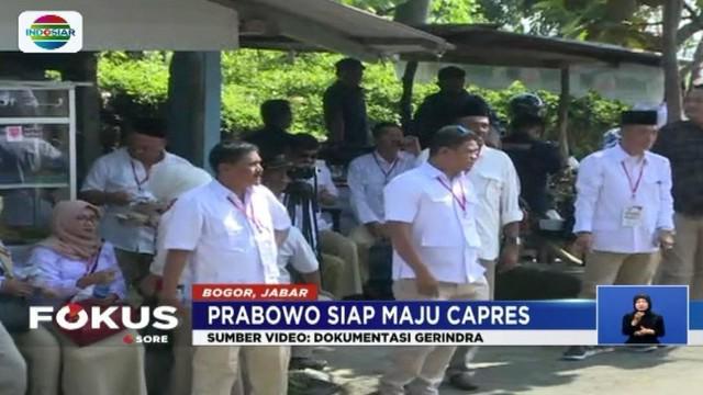 Waketum Gerindra mengatakan, kini Prabowo mencari sosok calon wakil presiden yang akan mendampinginya dari partai koalisi.