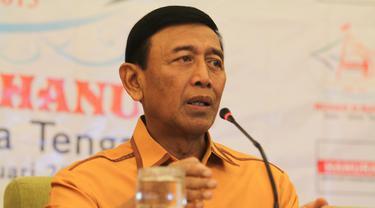 Wiranto Cawapres Jokowi