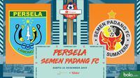 Shopee Liga 1 - Persela Lamongan Vs Semen Padang FC (Bola.com/Adreanus Titus)