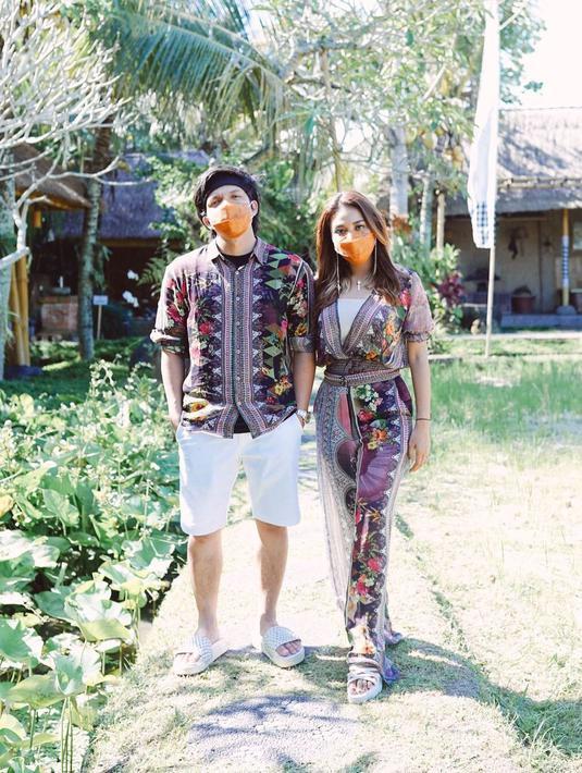 Aurel Hermansyah memang dikabarkan akan segera  menikah dengan sang kekasih, Atta Halilintar. Meskipun usianya masih terbilang muda, namun ternyata tidak membuat Aurel takut. Justru itu ia mantap menerima pinangan Atta beberapa waktu lalu. (Instagram/aurelie.hermansyah)