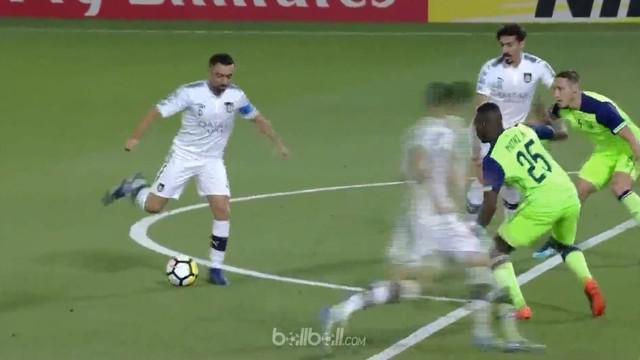 Xavi Hernandez dan brace Boualem Khoukhi memberi kemenangan tipis Al-Sadd 2-1 atas Al Ahli dalam pertandingan leg pertama play-off...