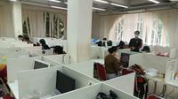 Polisi Kembali Gerebek Kantor Pinjaman Online Ilegal di Cipondoh, Tangerang