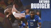 Chelsea - Antonio Rudiger (Bola.com/Adreanus Titus)