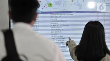 Melihat Tes SKD CPNS di Jakarta