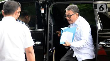 Bahas Pengelolaan Sampah, Menteri ESDM Temui Pimpinan KPK