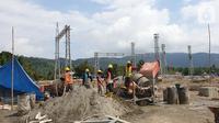 PLN siap menerima investasi masuk ke Sultra terutama untuk proyek-proyek pabrik pemurnian dan pengolahan bahan tambang  (smelter).  (Liputan6.com/Nurseffi)