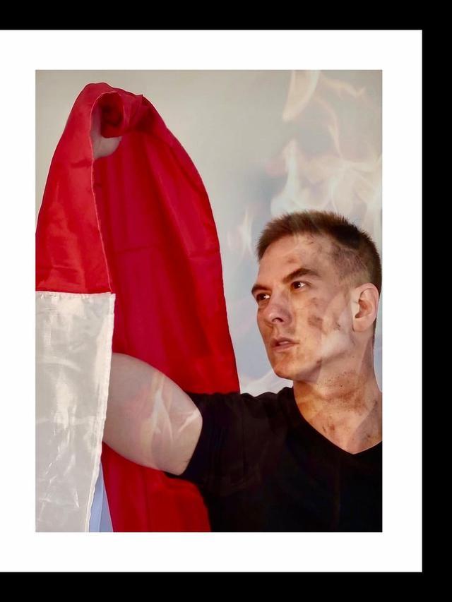 Rayakan HUT ke-76 RI, Bertrand Antolin Mengaku Sering Tidak Dipercaya sebagai Orang Indonesia