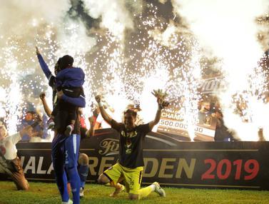 Final Piala Presiden 2019: Arema FC Vs Persebaya Surabaya