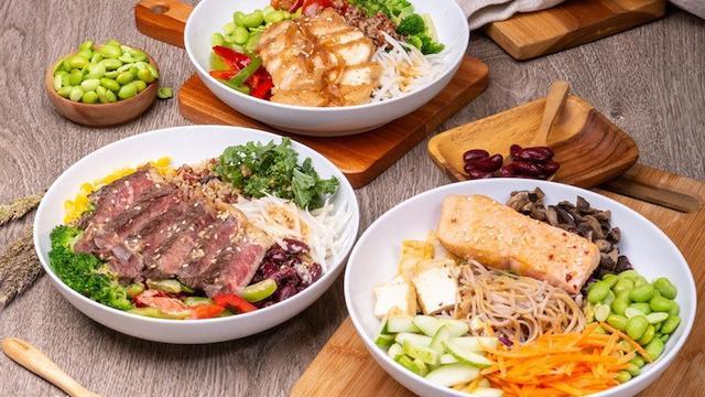 Salad untuk gaya hidup sehat
