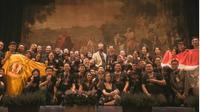 Paduan Suara Mahasiswa Universitas Padjadjaran (PSM Unpad) berhasil meraih juara umum pada 67th International Choral Competition, Arezzo, di Italia, 22-24 Agustus 2019.  (Humas Unpad)