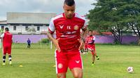 Manajemen Persiraja Banda Aceh resmi melepas Gabriel do Carmo usai Piala Menpora 2021 selesai. (Bola.com/Gatot Susetyo)