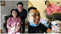 Ani dan Putra (Sumber: Instagram/ibasyudhoyono/agusyudhoyono)