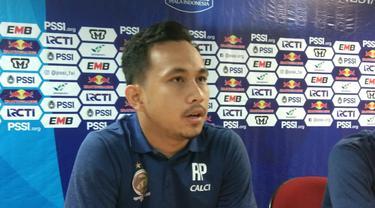 Kekecewaan Penjaga Gawang Sriwijaya FC Tidak Bermain di Piala Indonesia